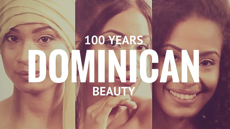 100 Years of Beauty: Dominican Republic -- Kiskeya.Life -- a look at how beauty standards have changed over the years.