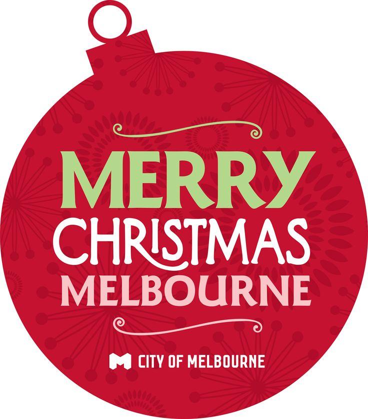 Merry Christmas Melbourne