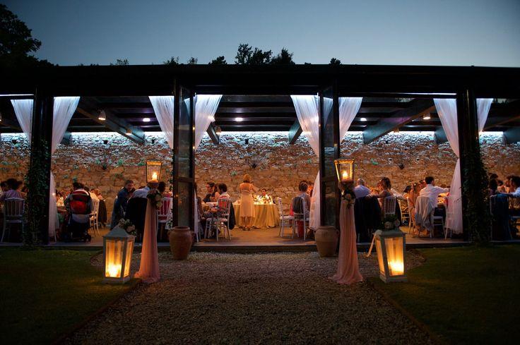 #wedding #cerimonie #patiovillabernardini