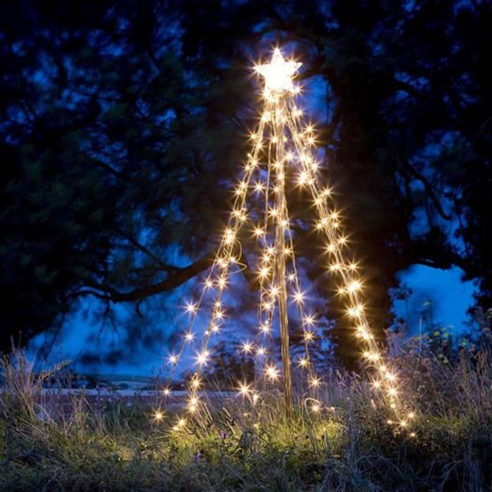 19 best Outdoor Christmas Tree Decor images on Pinterest | Outdoor ...