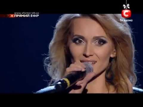 Aida Nikolaychuk - Adele - [ Rolling In The Deep ] - [ X-Factor 2 ] - FINAL - YouTube