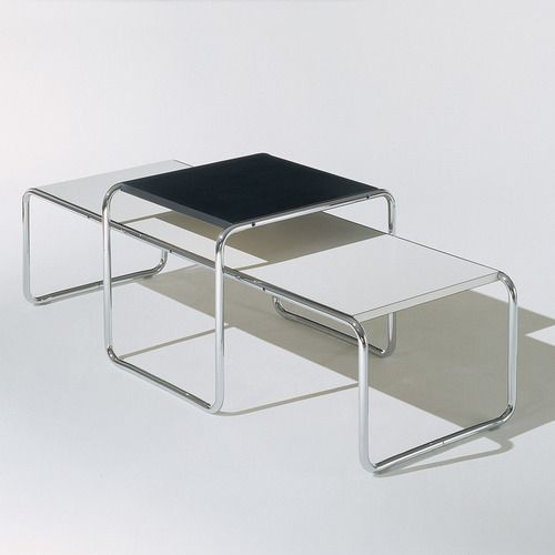 Laccio Side Table|Marcel Breuer for KNOLL