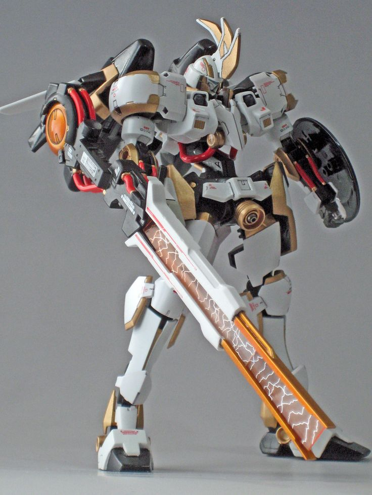 HG 1/144 Grimgerde [Targhis] - Custom Build     Modeled by doru
