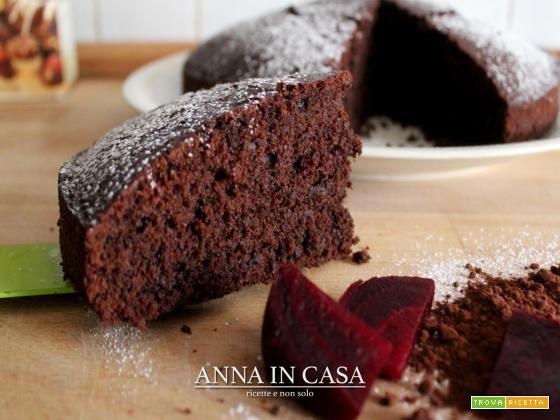 Dolce di barbabietole e cacao  #ricette #food #recipes
