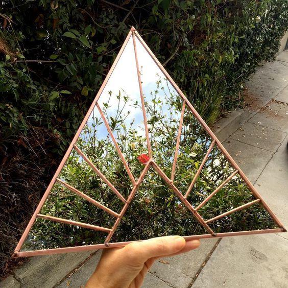 Cosmic Sun Beams: Mirrors and Sun Catchers | From Moon to Moon | Bloglovin'