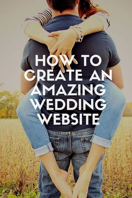 Looking for a wedding website? Here's the top website tools for creating an amazing wedding website