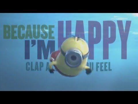 Песня миньонов «Happy». Саундтрэк к «Гадкий Я 2» — MyMinions