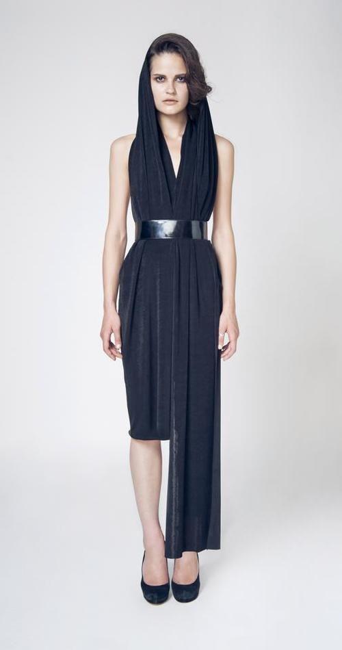 Mert Otsamo's multi-dress: Eluxe Magazine
