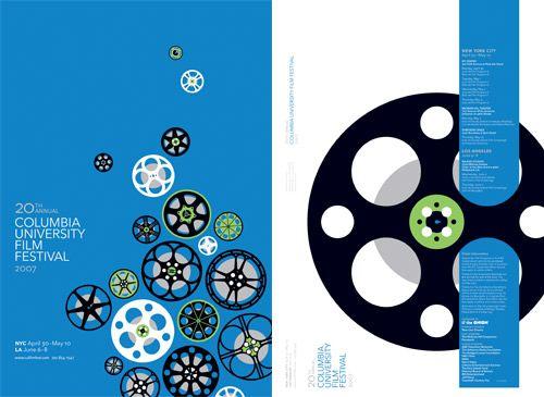 Jesse Kirsch - Film Festival Poster