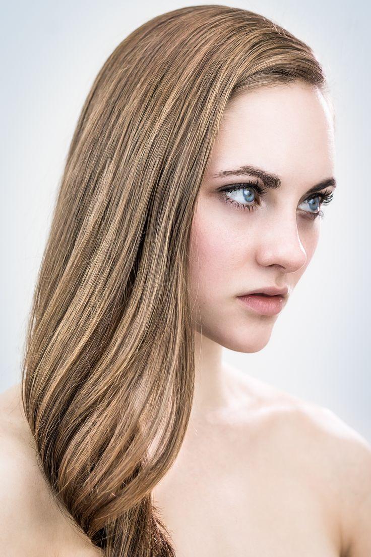 Beauty and Fashion Headshot / Portrait of the stunning Hope, Juilliard Dancer. Nobel Lakaev Photography: http://nobel-studios.com/