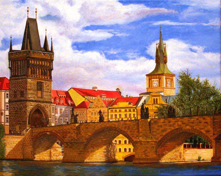 Prága - Miskei Béla
