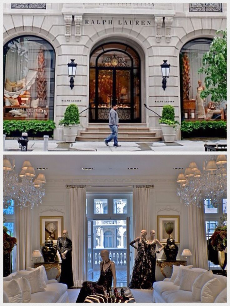 294 best images about nyc upper east west side on for Ralph lauren flagship store nyc
