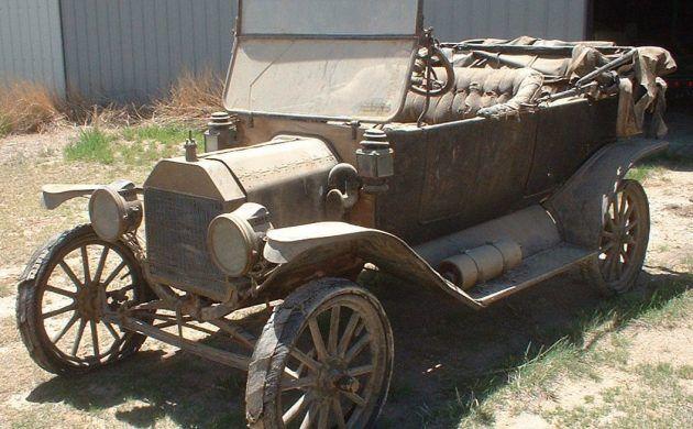 1914 Ford Model T Survivor Ford Models Model T Barn Finds