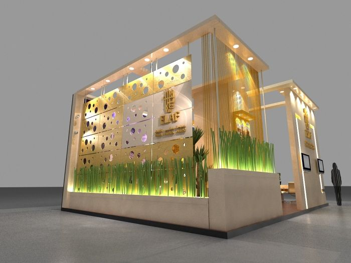 Exhibition Stand Design Lebanon : Elaf cairo exhibition by ahmed elkest at coroflot