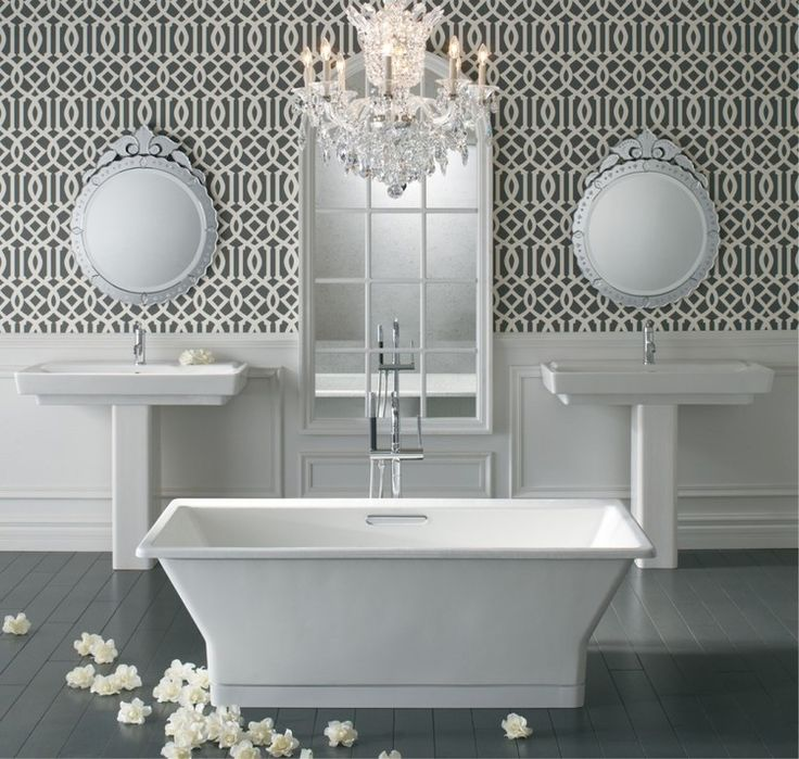 21 best KOHLER FREESTANDING BATHS images on Pinterest | Freestanding ...