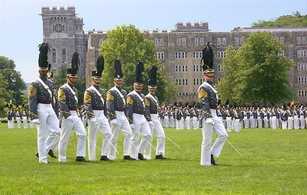 Parades -- always a favorite for West Point Cadets. (need to make a parade meme)