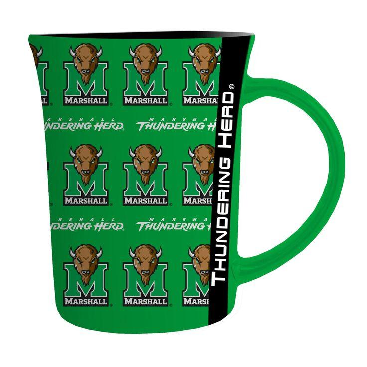 NCAA Marshall Thundering Herd Line Up Mug