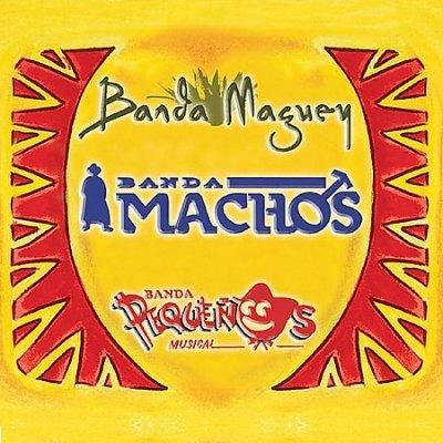 Banda Machos - Tres Grandes Bandas Vol 2