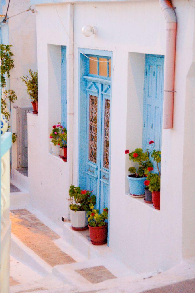 Arkasa Village, Karpathos, Greece