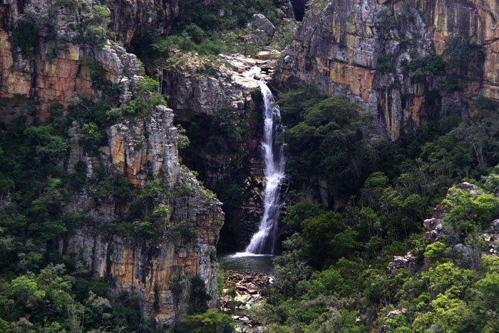 Cascata da Leba (Lubango)