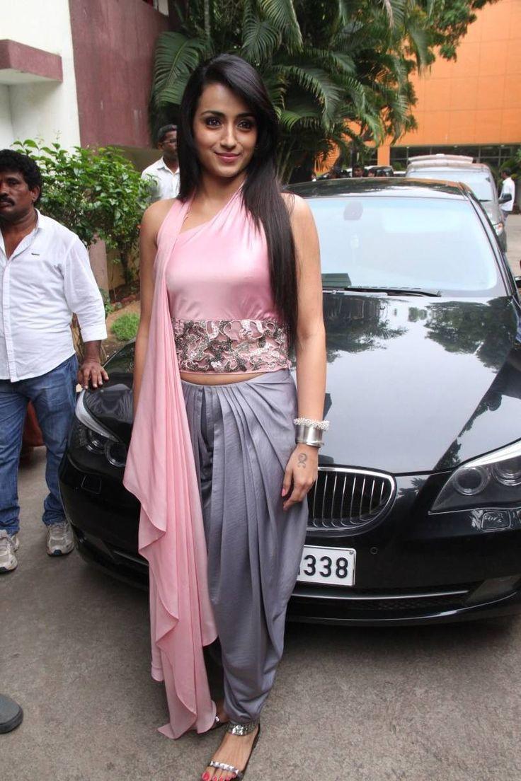 Trisha At Sakalakala Vallavan Appatakkar Movie Press Meet
