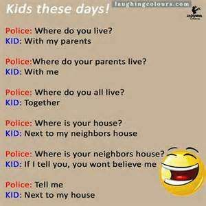 Funny Jokes for Kids to Tell at School in English