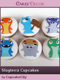 Slugterra birthday party