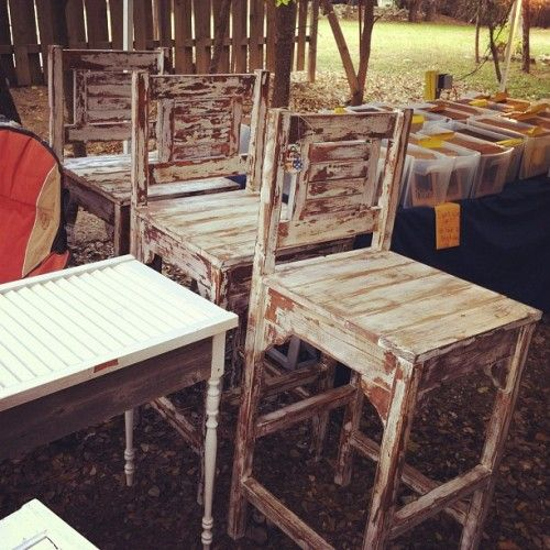 Diy Kitchen Bar Stools: 63 Best Recycled Fence Boards Images On Pinterest