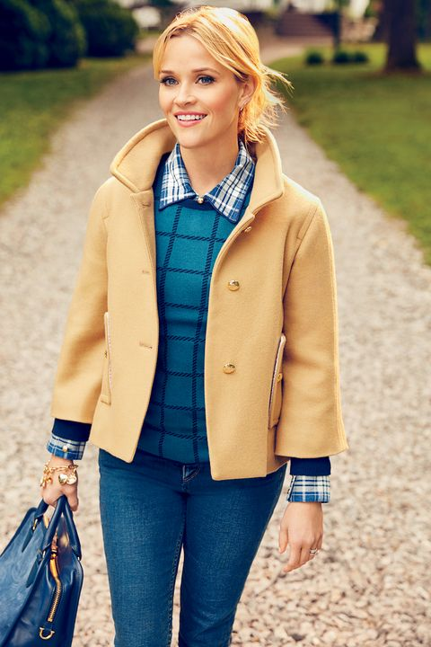 Take a look inside Reese Witherspoon's cover shoot for Southern Living. Love this picture for Reese Witherspoon.