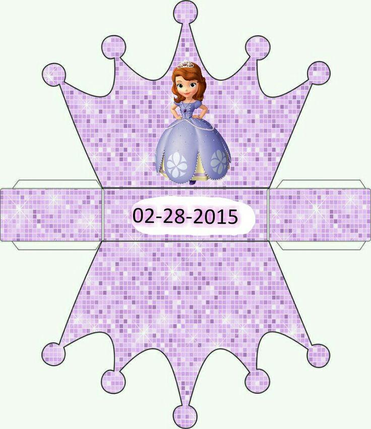 Dulcero princesa Sofia
