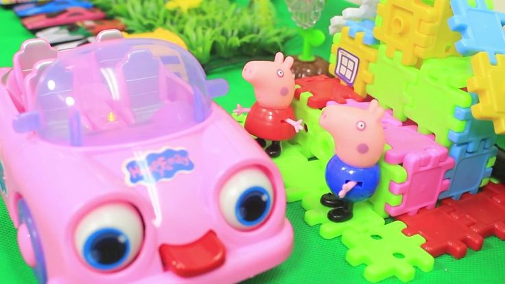 Peppa Pig English Full Episodes Compilation - The Life of Peppa Pig in t...