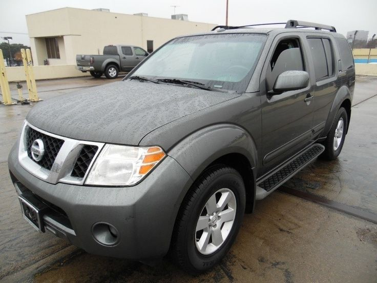 2008 Nissan Pathfinder $7090 http://www.ecarspro.com/inventory/view/9566444