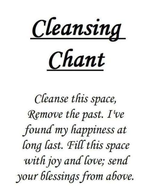 Cleansing Chant                                                       …
