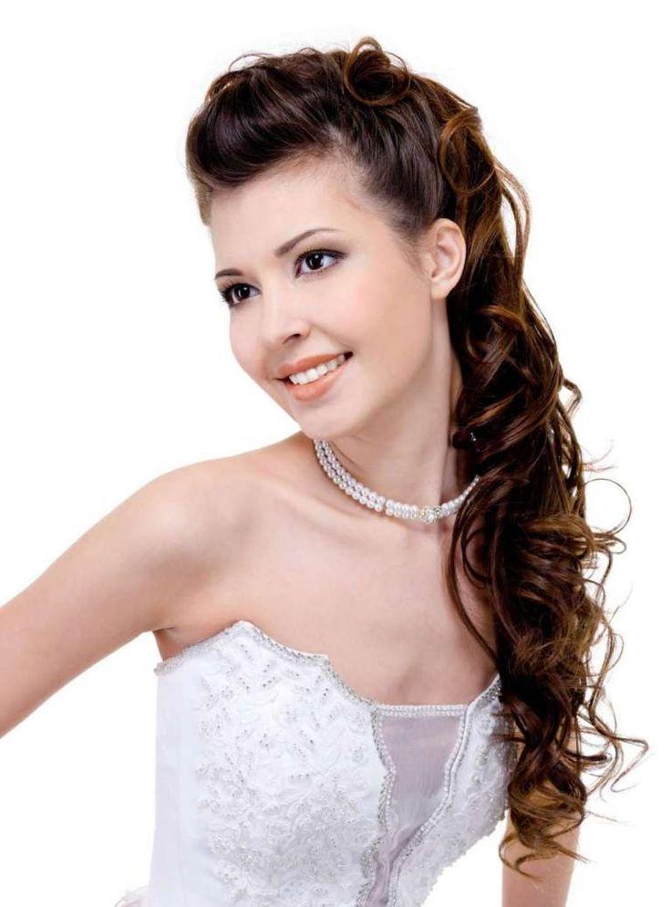 Peinados para novia: Fotos según la forma de la cara (22/39) | Ellahoy