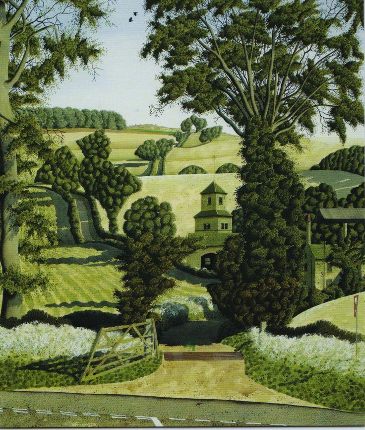 Simon Palmer. 'Annie Lacey's Lane.'