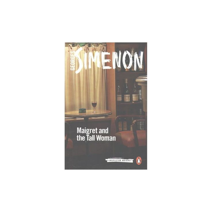 Maigret and the Tall Woman (Paperback) (Georges Simenon)