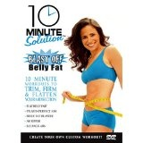 10 Minute Solution: Blast Off Belly Fat (DVD)By Suzanne Bowen