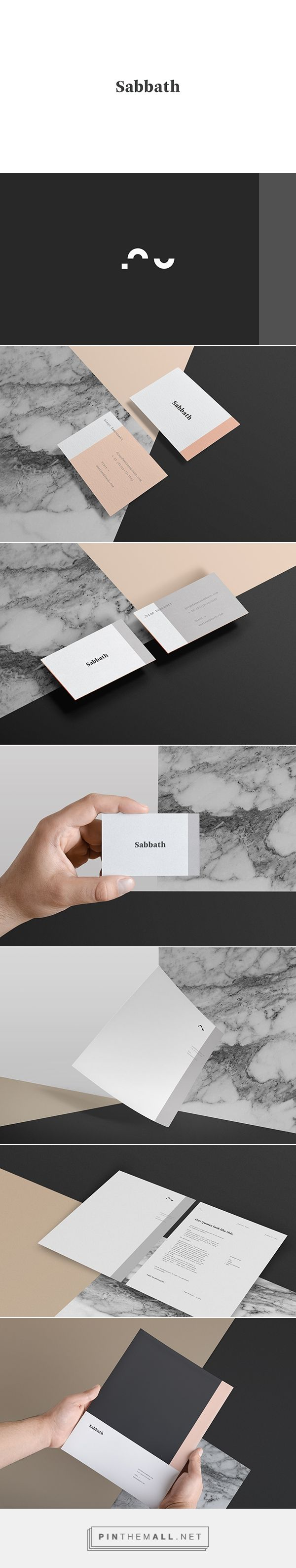 Sabbath Visuals on Behance