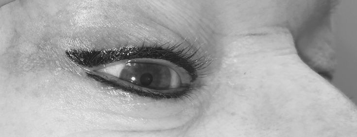 Augen permanent make up