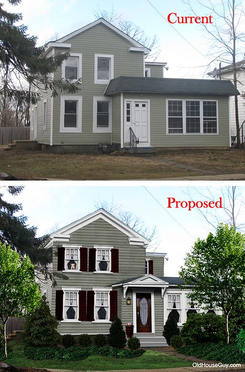 12 best dutch colonial images on pinterest dutch for Renovating an old home