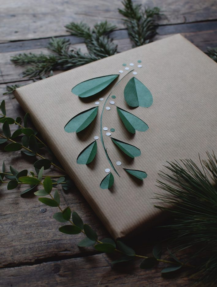 Beautiful DIY Gift Wrap Ideas for the Holidays and Last Minute Gift Ideas