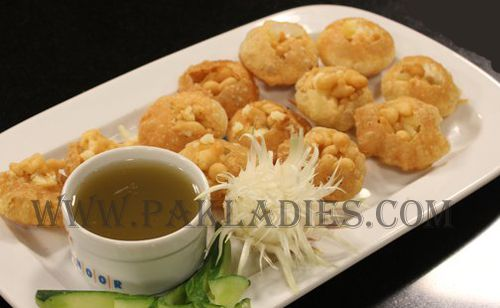 The Panipuri also known as Gol gappa is a popular street snack in India and Pakistan. If you follow pani puri recipe in urdu by shireen anwer you can m...