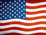 ¡Un estupendo salvapantallas de Bandera Americana totalmente gratuito!