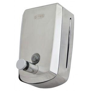 Дозатор для жидкого мыла 0,8 л. g-teq 8608 lux металл