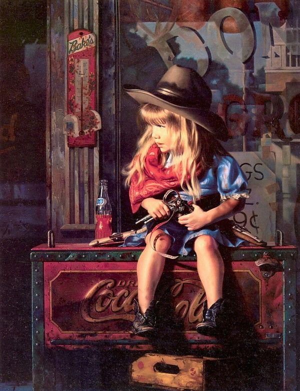 BOB BYERLEY- Coca Cola cutie