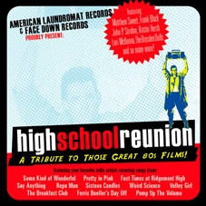 Some pretty great stuff on here, excited to check it out.  American Laundromat Records: High School Reunion.