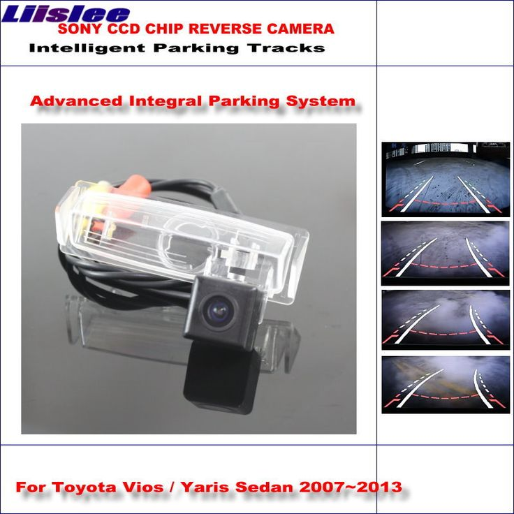 Liislee Intelligentized Reversing Camera For Toyota Vios / Yaris Sedan 2007~2013 Rear View Back Up Dynamic Guidance Tracks. Yesterday's price: US $43.74 (35.99 EUR). Today's price: US $43.74 (35.99 EUR). Discount: 23%.