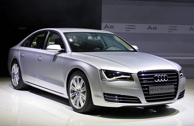 Audi A8, I'll have this in about 5 yrs