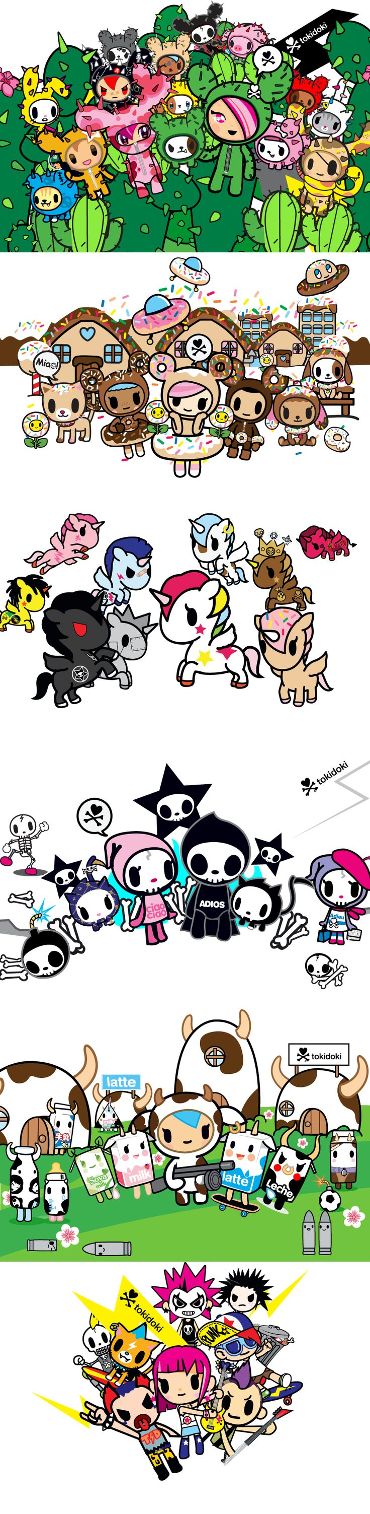Love my Tokidoki