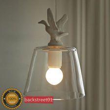 New Rustic style Duckling Chandelier Ceiling Light Pendant Lamp Lighting Φ180mm